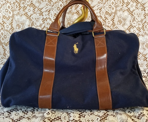 18dddd64ed M 5b98d91c12cd4a1f7eea1fbe. islandvintage. islandvintageUpdated Sep 12  02 14AM. Ralph Lauren Blue Label Bags - Polo Ralph Lauren ...